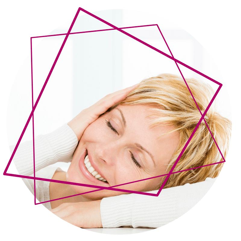 Gesichtsbehandlungen Wohlfühlbehandlung für reife Haut